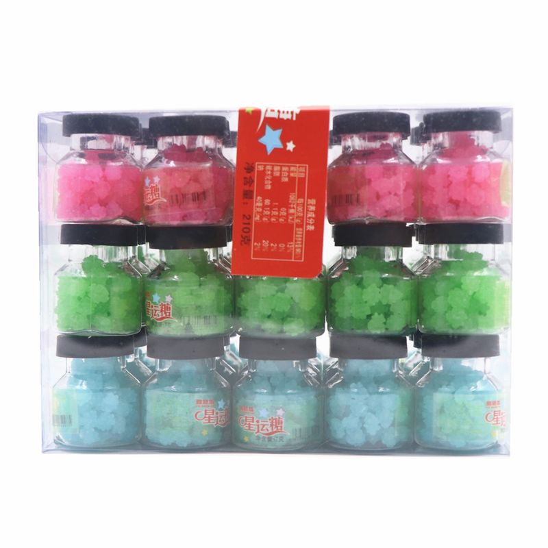 Novelty Candy / 7g Individual Packing Healthy Hard Candies  Long Shelf Life ISO HALAL